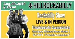 Sommerbruecke Freidrichsdorf 2019