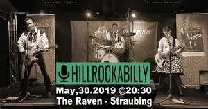 Rockabilly Raven Straubing 2019