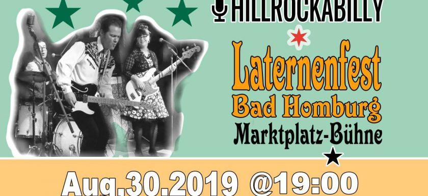Hillrockabilly Laternenfest 2019