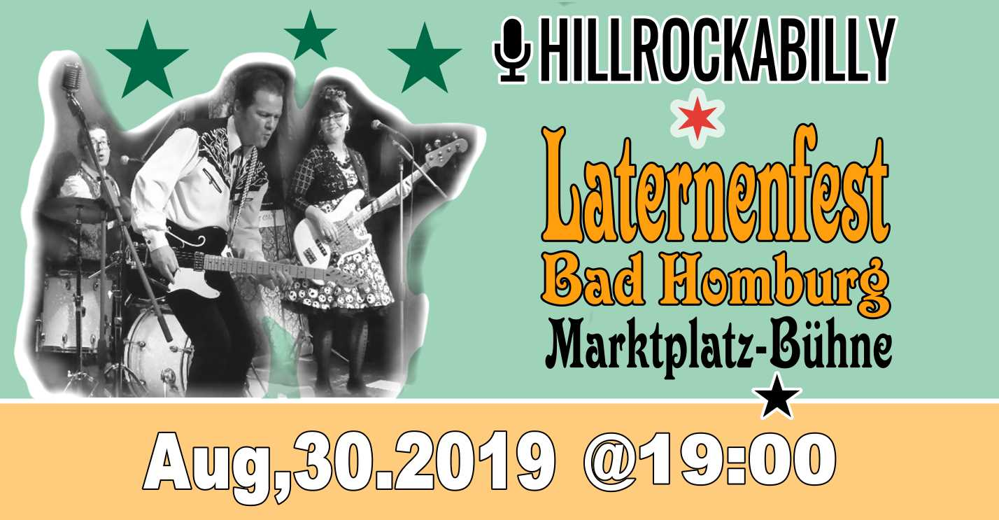 Hillrockabilly Laternenfest 2019