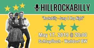 Rockabilly im Schlupfloch Walldorf
