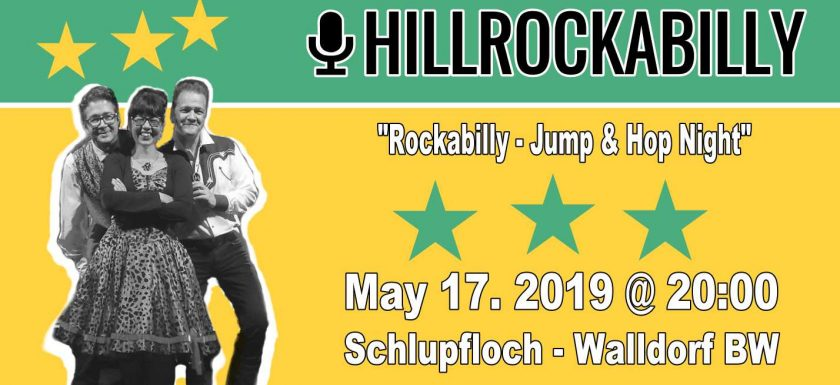 Rockabilly im Schlupfloch Walldorf
