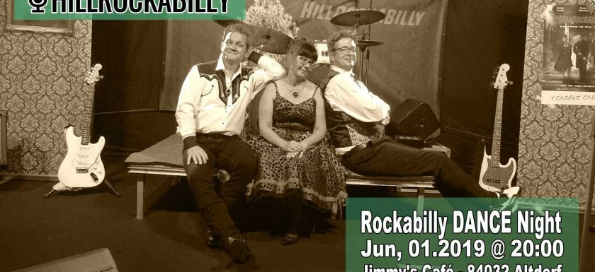 Hillrockabilly Live in Jimmys Cafe