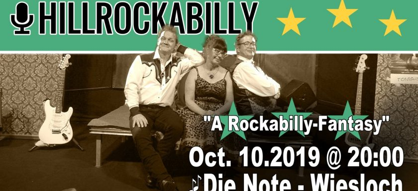Die Note - Wiesloch - Rockabilly