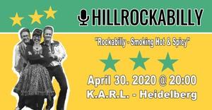 Rockabilly Live im KARL Heidelberg