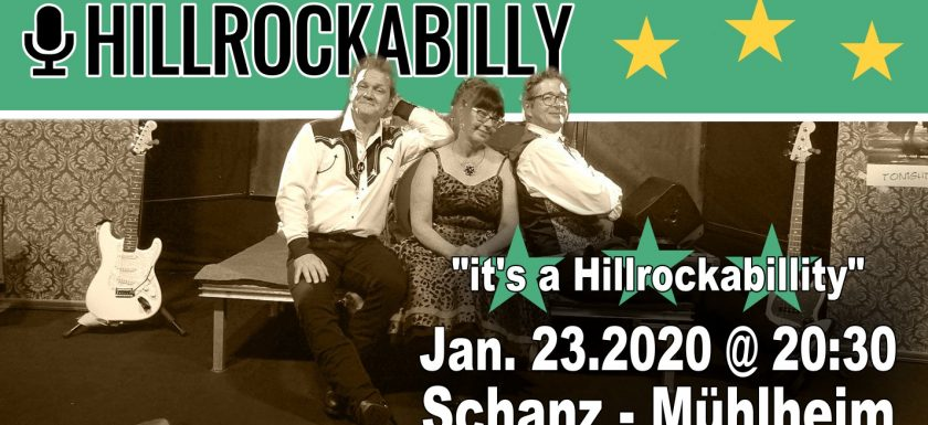 Hillrockabilly in Mühlheim