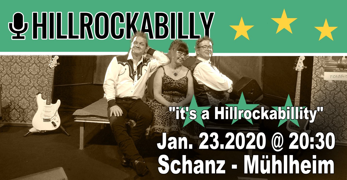 Hillrockabilly in Mühlheim