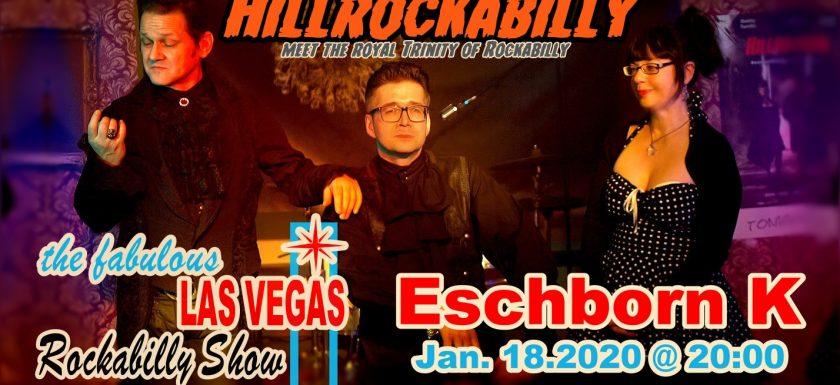 Las Vegas Rockabilly Show im Eschborn K
