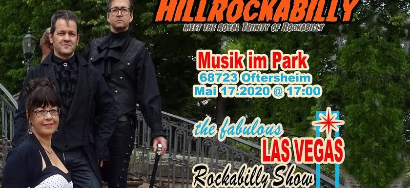 Musik im Park Oftersheim - Hillrockabilly
