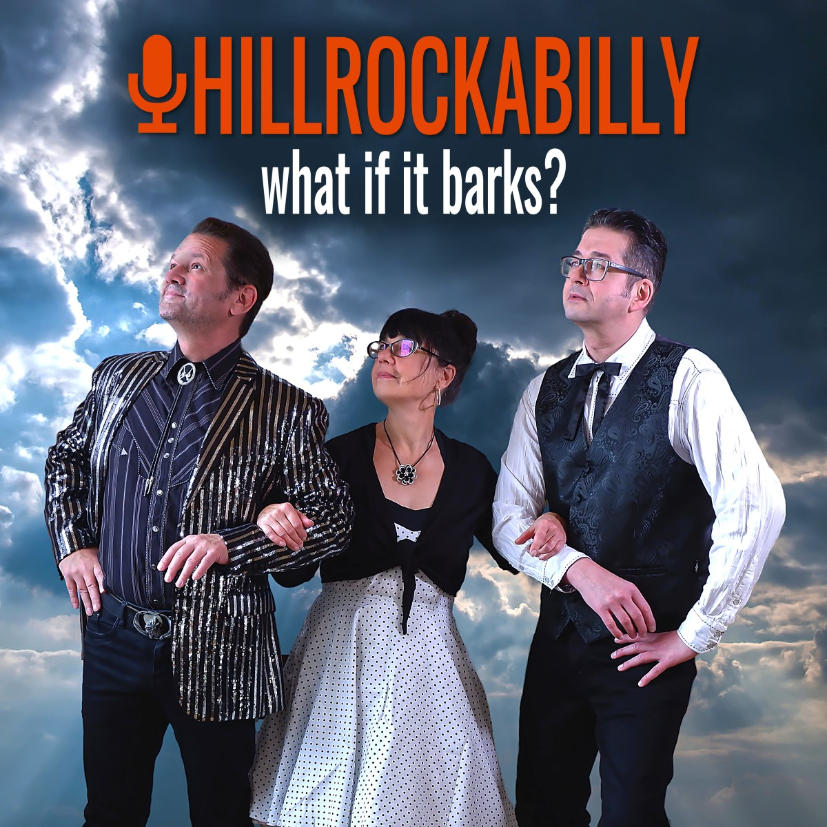 Download music release Hillrockabilly - what if it barks?