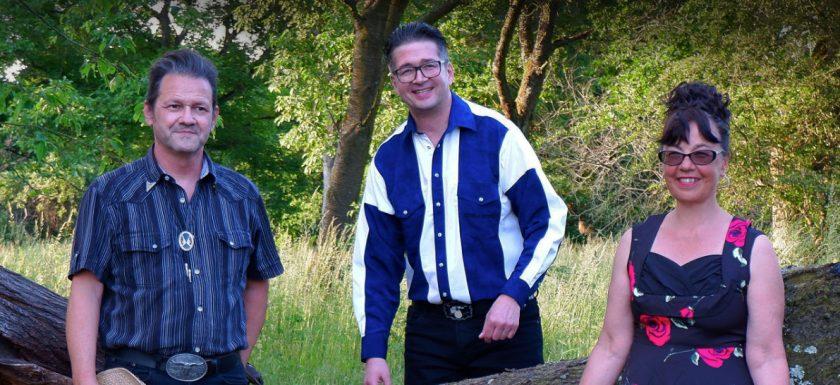 Bluegrass Hillrockabilly - I don't give a dime