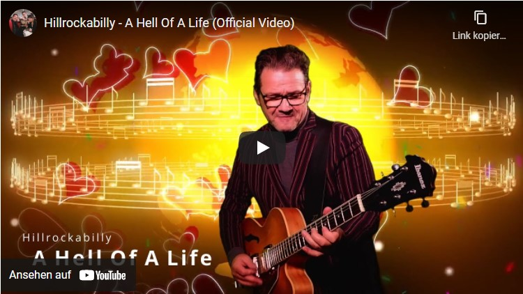 A Hell Of a Life by Hillrockabilly